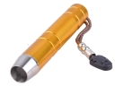 CREE XP-E white / yellow / UV light LED 650 Lumens 3 Mode Tail Switch LED Flashligth Torch