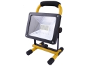 30W 36*LED 2 Mode 2400 lumens Rechargeable LED Flood Floodlight Work Light Portable Caravan Camping Lamp