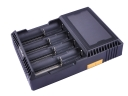 KLARUS CH4S 4 Slot Individual LCD Panel Multi-Battery Charger