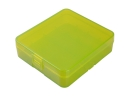 Soshine 4*18650 / 8*18350 Battery Plastic Case Holder Storage Box(Green)