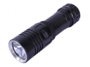 CREE XM-L2 LED 1000 Lumens Stepless Switch LED Diving Flashlight Torch