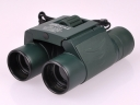 30×22 Dark Green Rubber Binoculars Telescope