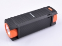 DISCOVERY S5 USB Rechargeable LED 500 Lumens 2 Mode 12000mA LED Mobile Power Flashlight Torch