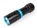 CREE XM-L2 LED 2 Mode 980Lumens magnetism switch  LED Diving Flashlight Torch