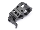 T2008 25mm Quick disassembly Ring Gun Mount Flashlight Mount