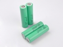 Soshine INR18650-25R 2500mAh 3.6V Rechargeable li-ion Battery 4-Pack