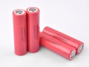 Soshine 18650 HD2 2000mAh 3.6V Rechargeable li-ion Battery 4-Pack