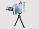 Metal Lens 90' 12x Telephoto Optical Camera Telescope Telephoto Monocular Phone Lens for Samsung Galaxy note 2 free shipping