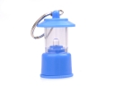 Mini Portable Camping Plastic LED Keychain