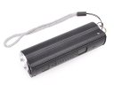 Portable Multi-fonction USB Rechargeable LED 100Lm 3 Mode LED Flashlight Torch