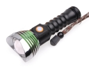 CREE XML-T6 LED 1000 Lumens 3 Mode Converging LED Flashligth Torch