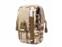 Outdoor Sports Molle Waist Pack Fanny Phone Pouch Belt Bag EDC Camping Hiking Running Pouch Wallet