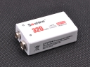 Soshine Rechargeable Battery 320mAh 9.6v LiFePO4 battery with Battery Box