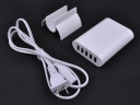 5-Port USB Charger Fast charge high efficiency international Charger