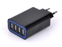 HDS-HDD12A-0424 4-port 28W EU Safety Protection USB Charger