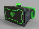 3D virtual reality VR glasses storm mirror VR BOX phone VR 3D game glasses