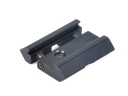 21mm to 11mm Aluminum Alloy Tactical Gun Mount Rail Weaver Converter