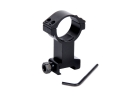 GK1518 Aluminum Alloy 30mm Ring Rise Type Tactical Flashlight Mount Scope mount Clasp With 21mm Rail Weaver