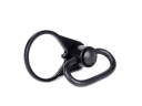 Heavy Duty Aluminum Alloy Rifle Sling Swivel Clasp Tactical Accessories Hunting Gun Sling Buckle