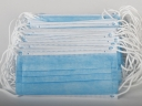 3 Layers Non-sterilized Disposable Medical Mask with CE Certificate (50pcs/box)