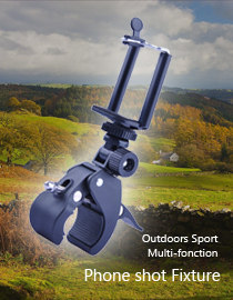 Outdoors Sport Multi-fonction Plastic Mount